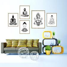 office wall paintings. Office Wall Paintings Lotus Flower Yoga Buddha Art Canvas Print Poster No Frame