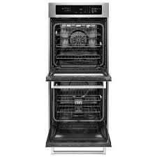 kitchenaid 24 in double electric wall