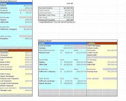 Startup Spreadsheet Tax For Small Business And Sales