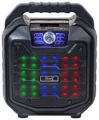 <b>Портативная</b> акустика <b>Max MR 380</b> — купить по выгодной цене ...