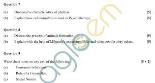 isc class sample paper psychology aglasem  isc class 12 psychology sample paper