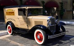 1931 Chevrolet Delivery - Information and photos - MOMENTcar