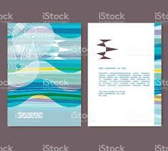 flyer leaflet booklet layout editable design template a brochure 1 credit