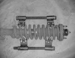 coil spring compressor autozone. fig. a typical strut type coil spring compressor autozone o