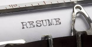 A resume is said to be a representation of your entire professional being,  however, employers are now looking at your resume to see what you are  actually ...