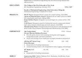 Fine Marine Transportation Resume Format Gallery Example Resume