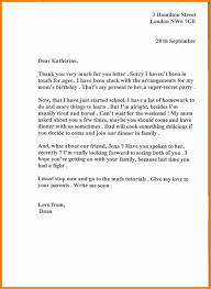 Proyectoportal Com Resume Cover Letter Informal Simple English