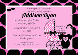 Free Printable Baby Shower Invitations For Girls How To Choose Girl Baby Shower Invitation Free Printable