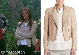 hope s beige leather moto jacket see more vince jackets