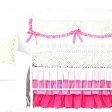 pink and teal crib bedding teal crib bedding stunning pink and gold crib bedding dot ruffle