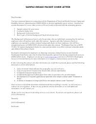 Sample Cover Letter For Disability Support Worker No Experience