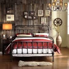 Antique Design Iron Bed Frames King — Tsasdiresort Beds : Advantages ...