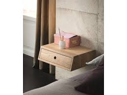 cut wall mounted bedside table ecolab