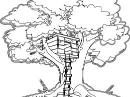 Coloring Pages Ideas Captain Underpants Tree House Coloring Pages