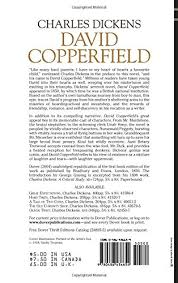 david copperfield charles dickens literature david copperfield charles dickens 9780486436654 literature amazon