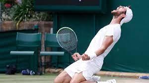 Wimbledon: Khachanov gewinnt Achtelfinal-Thriller gegen Korda - alleine 13  Breaks im fünften Satz - Eurosport