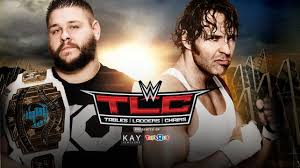 Image result for dean ambrose vs kevin owens