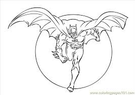 Small Picture Batman Coloring Page Coloring Page Free Batman Coloring Pages