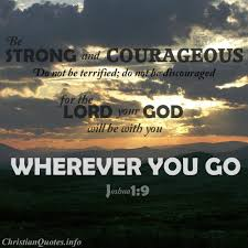 Be Strong And Courageous Quotes Stunning Joshua 4848 Bible Verse Be Strong And Courageous ChristianQuotes