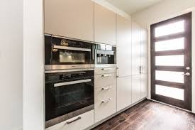 Amazing Miele Appliances In Our Villas With European Cabinetry From