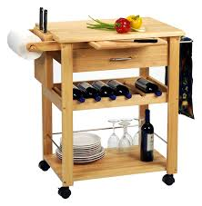 Mobile Kitchen Island Mobile Kitchen Island With Wine Rack Best Kitchen Island 2017