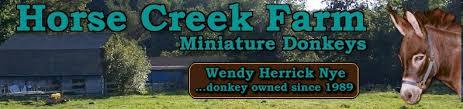 Horse Creek Farm - Contact Us