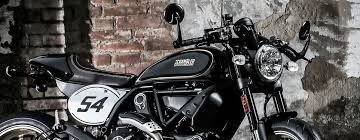 ducati scrambler cafe racer first ride review
