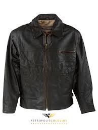 mens used leather jackets