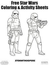 Star Wars The Force Awakens Coloring Sheets Beauty Through