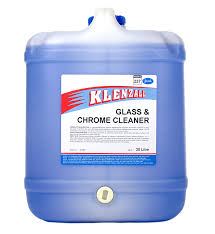jasol klenzall window glass and chrome cleaner 5l
