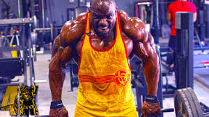 johnnie o jackson s ultimate delt day 4k resolution full workout