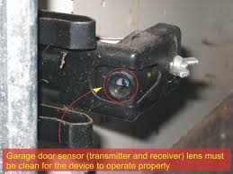 garage door sensorGarage Door Sensors  Overhead Door Opener Sensor Troubleshooting