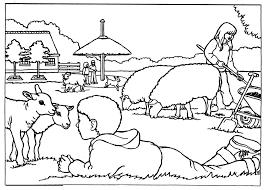 Kinderboerderij Kleurplaat Schweine Ausmalbilder Malvorlagen