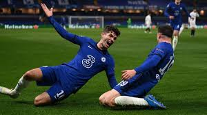 Real madrid club de fútbol, commonly referred to as real madrid, is a spanish professional football club based in madrid. Chelsea Vs Real Madrid Score Timo Werner Mason Mount Fire Blues Into All English Champions League Final Cbssports Com