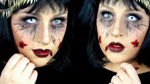 1920 s zombie flapper makeup tutorial