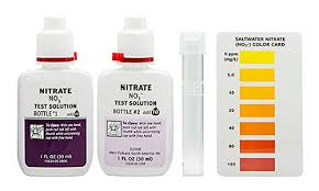 Api Test Kit Color Chart Aquarium Nitrates And How To Get Rid Of Them