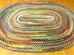 wool braided rug area rugs best images on 5 x 8 how to make wool braided rug
