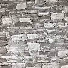 5547-10 Wallpaper textured grey modern ...