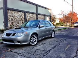 James Daugherty's 2005 Saab 9-2X