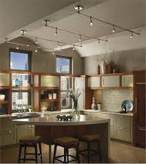 stylish track lighting. Lovely Track Kitchen Lighting On Home Design Ideas With Rail Island Stylish I