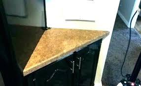 granite overlay worktops cost transformations average countertops