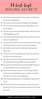 741 Best 9 To 5 Images On Pinterest Resume Help Resume And Resume