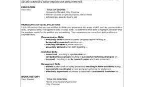 Training Resume Samples Toreto Co Human Resources Assistant Sample