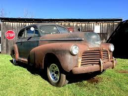 1942 Pre-war Chevrolet Deluxe 2 Door | The H.A.M.B.
