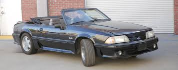 Wheeler Dealers » 1988 Ford Mustang GT