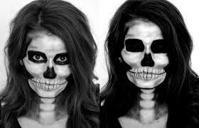 skeleton makeup tutorial for y makeup ideas for
