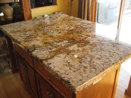 Granite Kitchen Flooring Rustic Light Brown Wooden Island Oven Wooden Vinyl Flooring