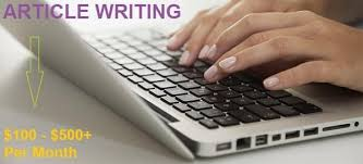 get paid to write articles online earn article writing  get paid to write articles online