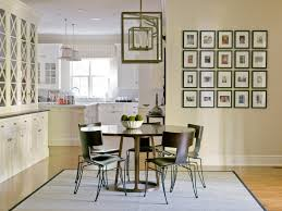 wall photo frames collage dining room transitional with t back chairs framed wall art university on transitional framed wall art with wall photo frames collage dining room transitional with brown table