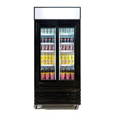 china stylish sliding glass door beer cooler commercial beverage refrigerator glass door supplier